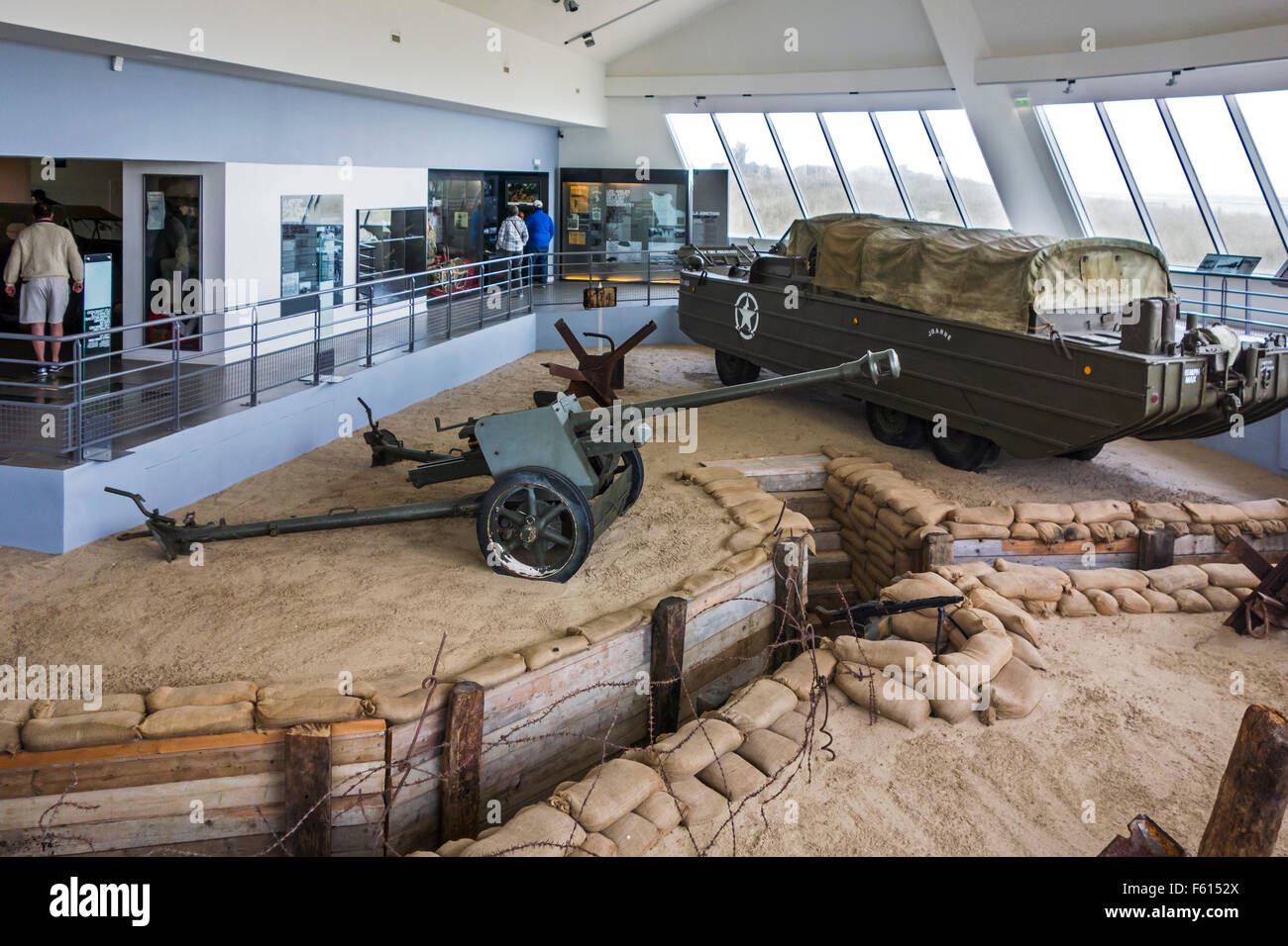 German 50 Mm Anti Tank Gun: German Pak 40 75 Mm Anti-tank Gun And DUKW, Six-wheel