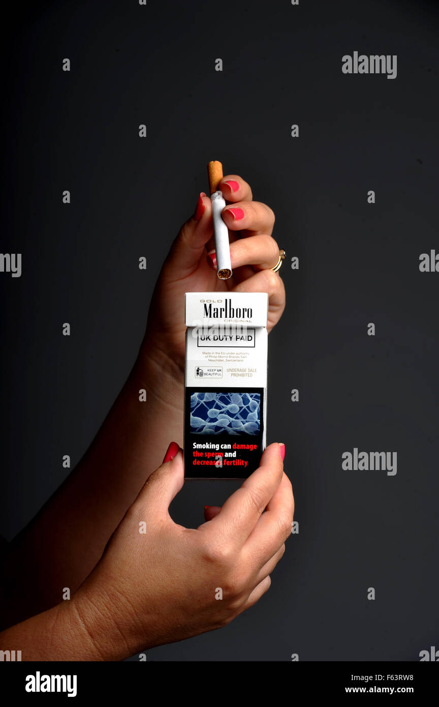 Marlboro cigarettes USA labels