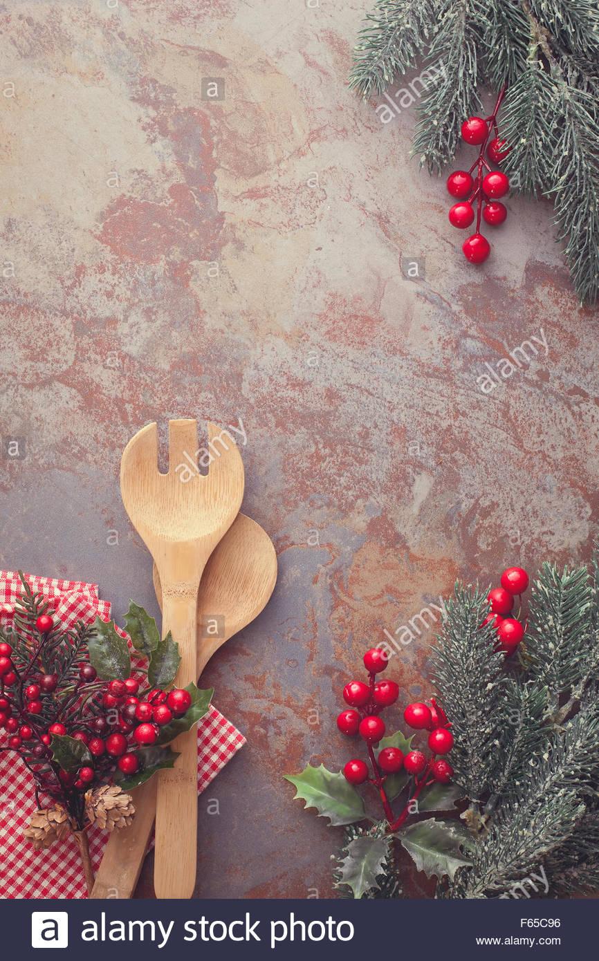 The Vintage Kitchen Christmas Menu