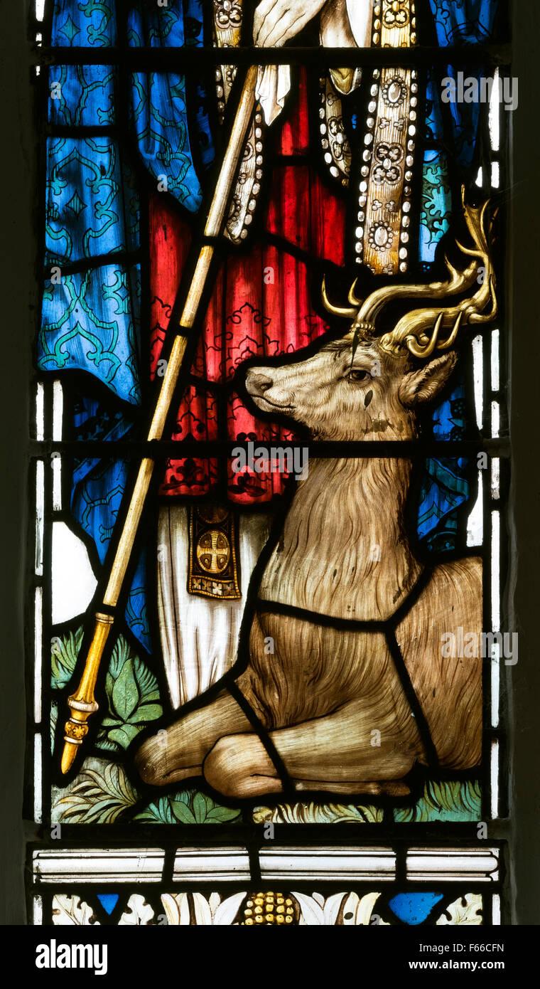 St-Hubert Deer