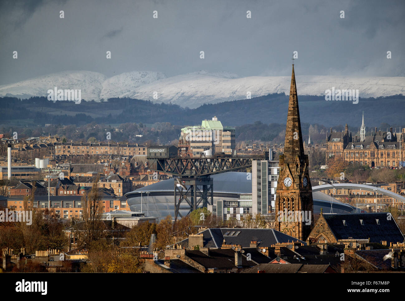 Marvellous Kate Snow Stock Photos  Kate Snow Stock Images  Alamy With Engaging Glasgow Scotland Uk Th November  Snow Covers The Hills Above With Archaic In The Night Garden Makka Pakka Song Also Uk Garden Designers In Addition Garden House Cambridge And Palm Court Covent Garden As Well As Garden Tables Bq Additionally Hayes Garden Land From Alamycom With   Engaging Kate Snow Stock Photos  Kate Snow Stock Images  Alamy With Archaic Glasgow Scotland Uk Th November  Snow Covers The Hills Above And Marvellous In The Night Garden Makka Pakka Song Also Uk Garden Designers In Addition Garden House Cambridge From Alamycom