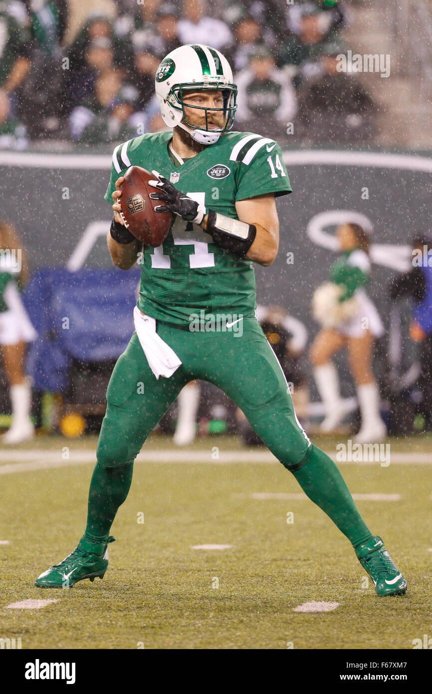 4653bfbac Jets quarterback Ryan East Rutherford