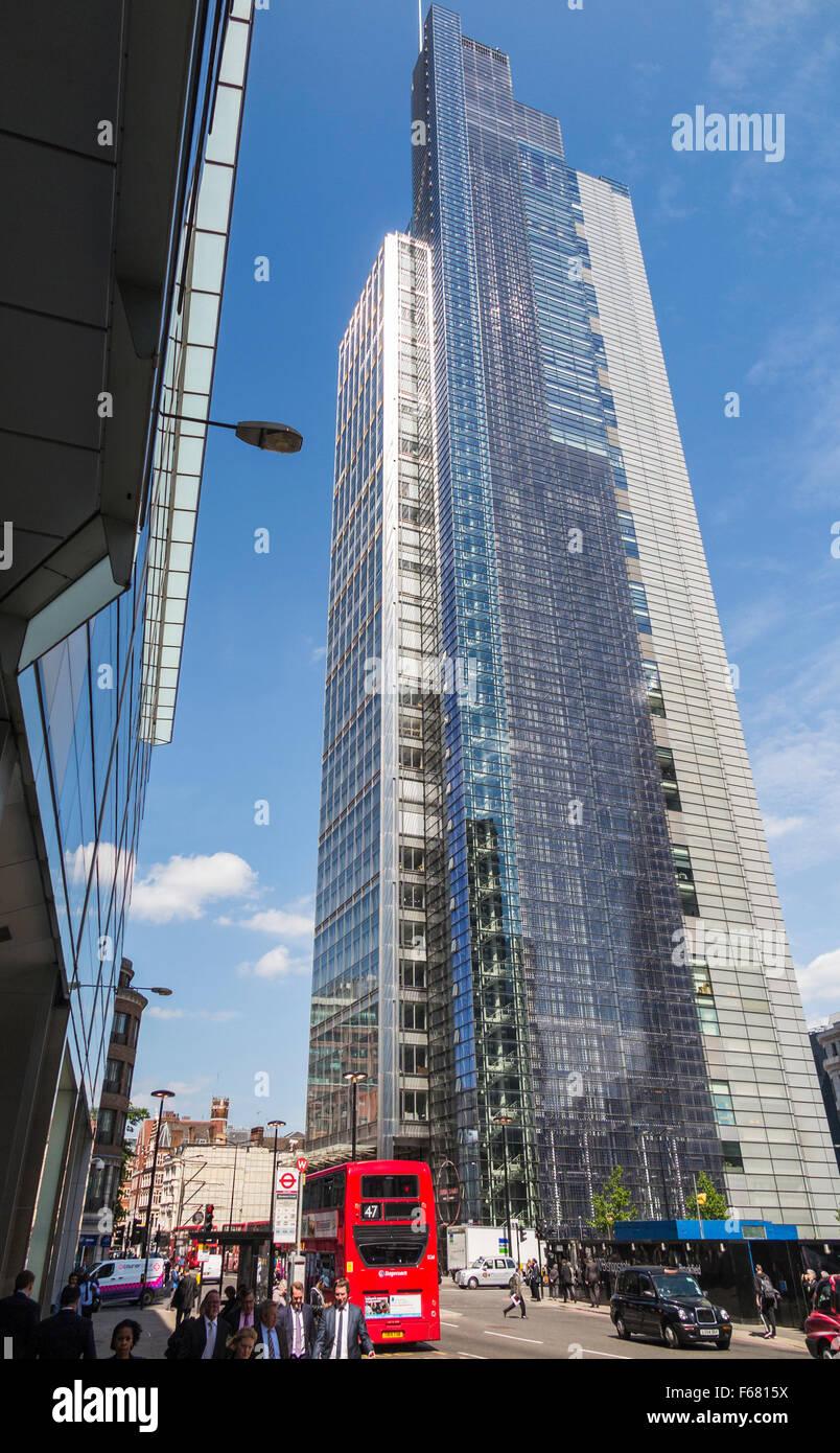 heron tower  salesforce tower   110 bishopsgate  london