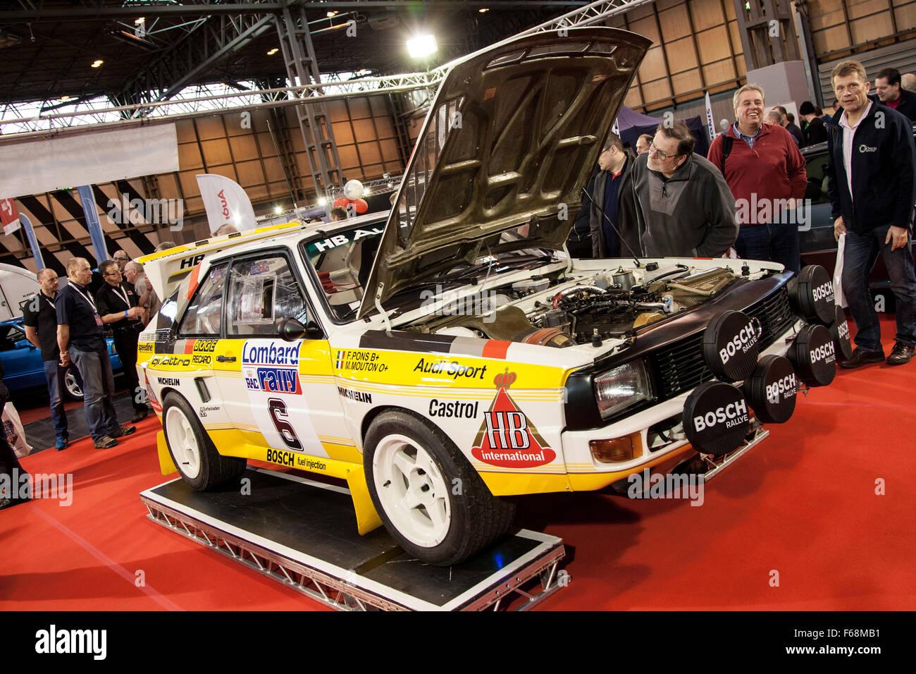 Mclaren F Classic Car Show Nec