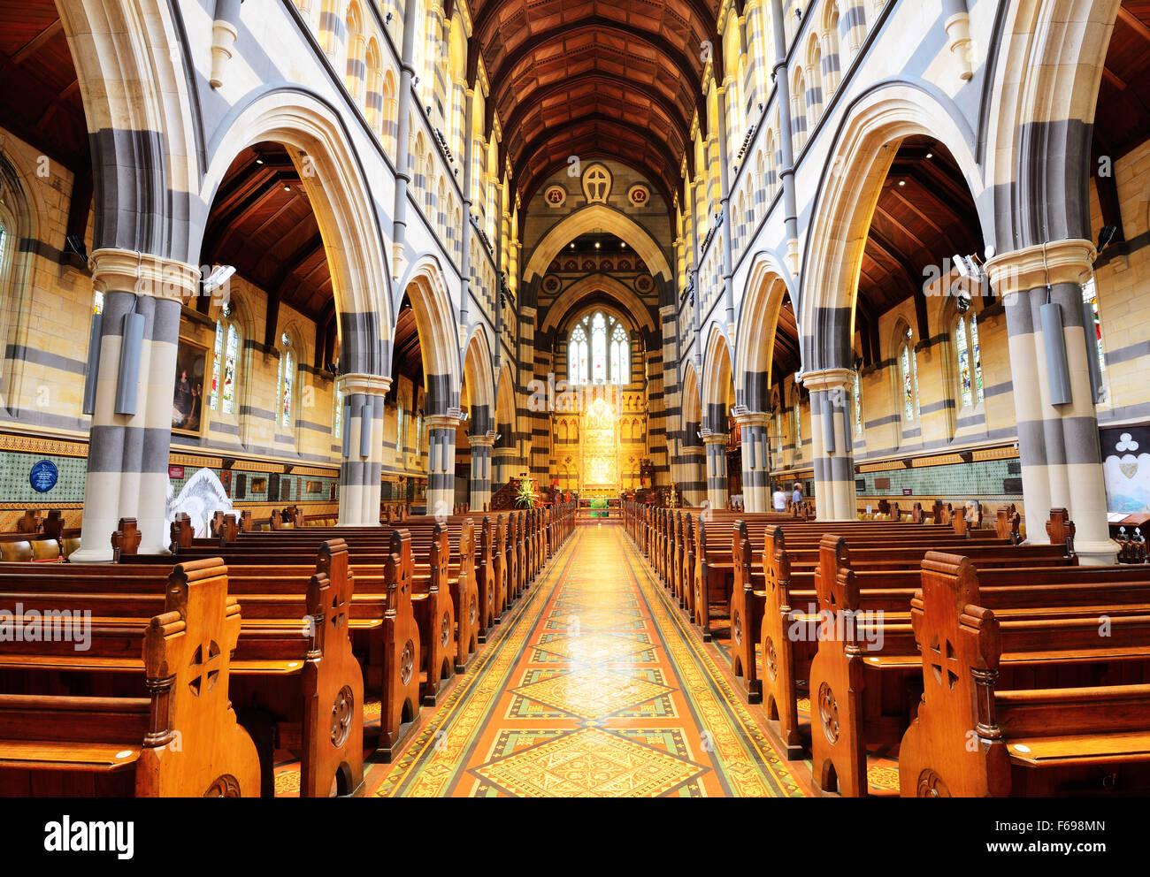 interior st pauls - photo #35