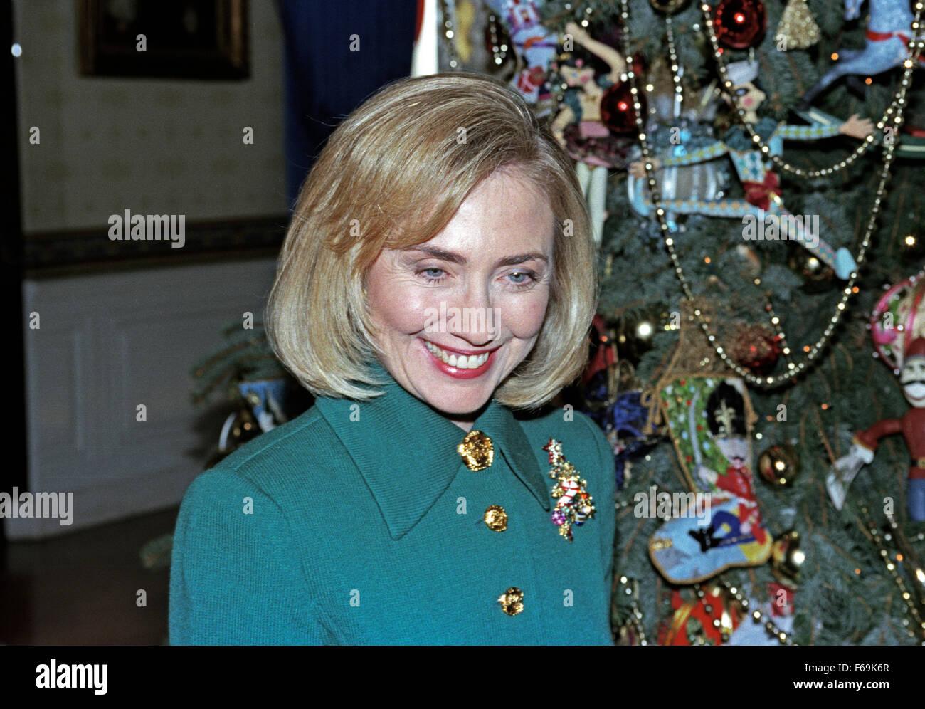 Hillary Clinton Christmas Tree Stock Photos & Hillary Clinton ...