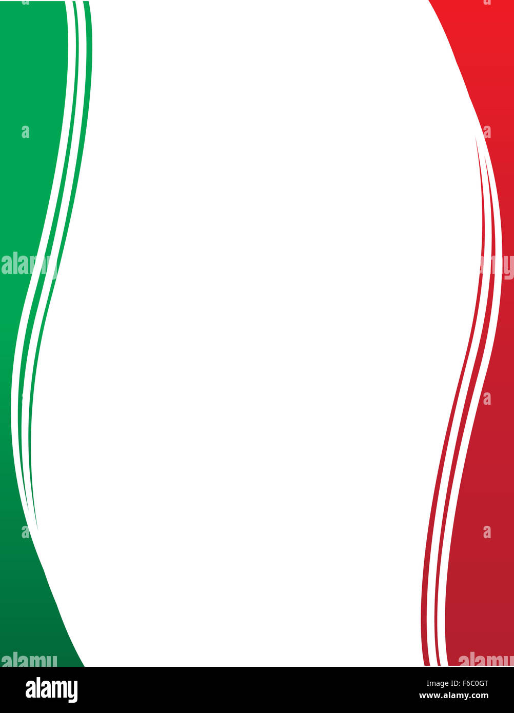 mexican flag border background stock photo royalty free image