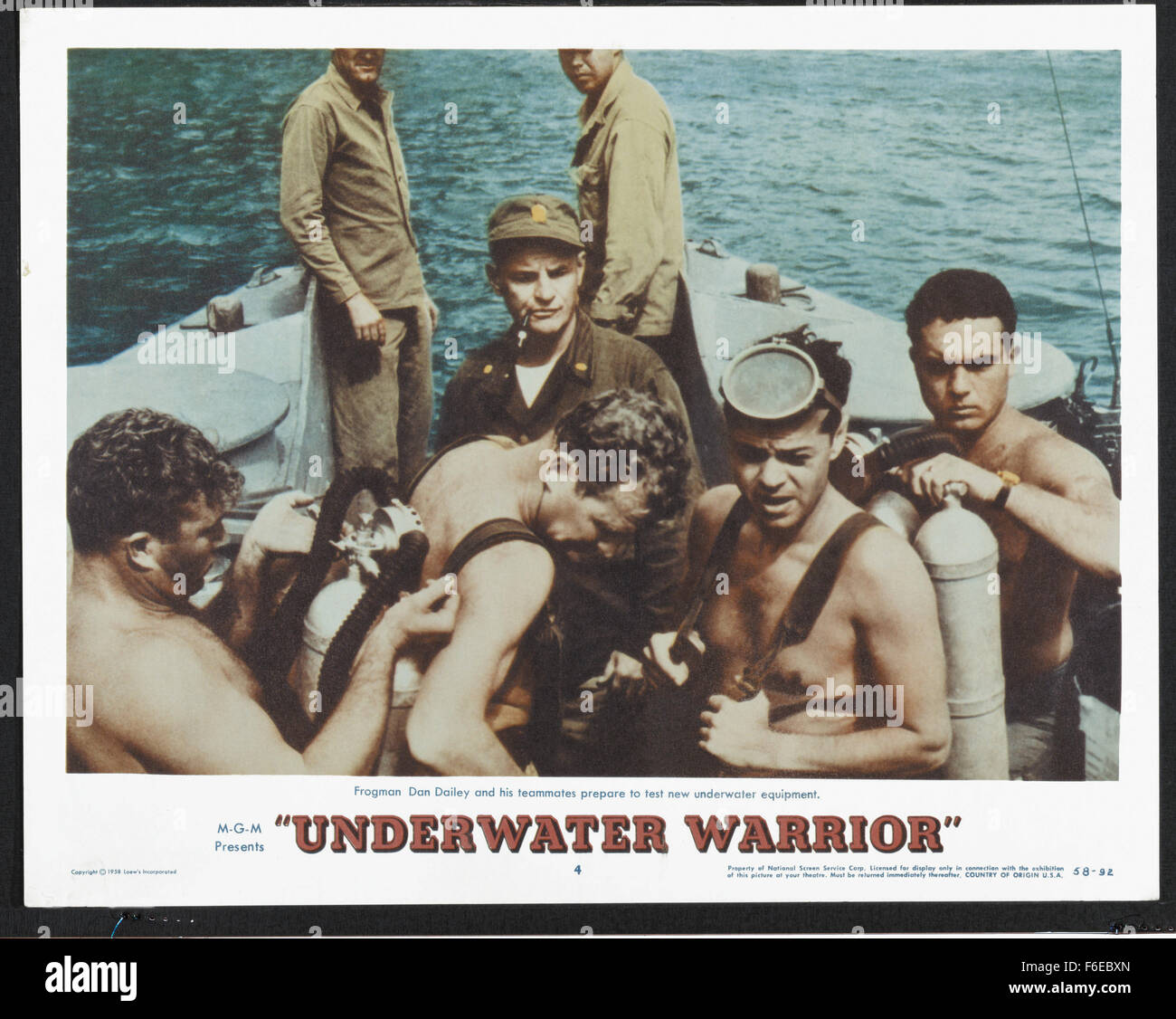 Warriors Of The Dawn Korean Movie Download: Release Date: February 14, 1958. Movie Title: Underwater