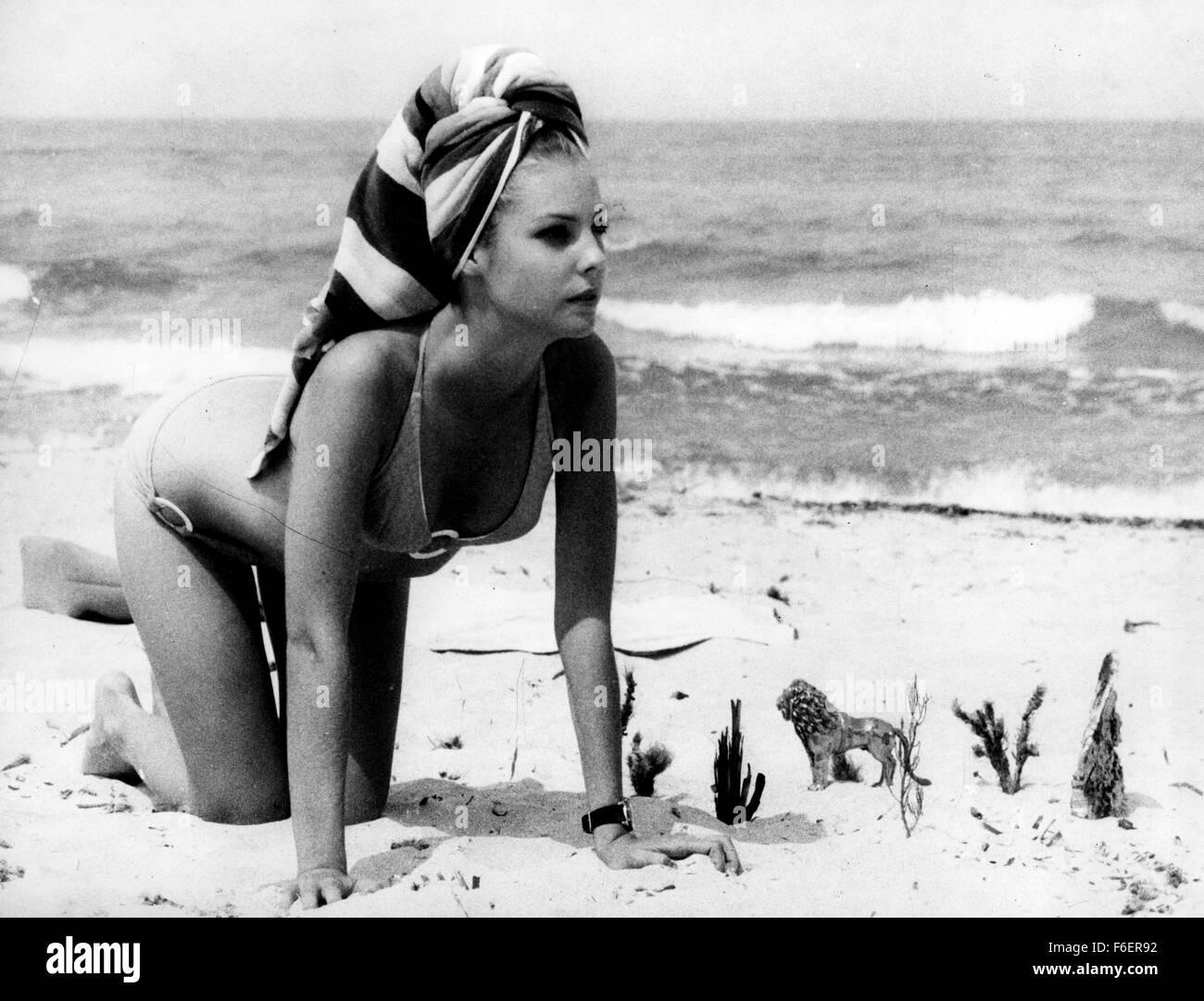 oct 28  1969  sardinia  italy  sixteen year old carole andre co