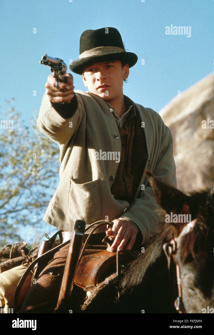 RELEASE DATE: August 01, 1990 MOVIE TITLE: Young Guns II ...