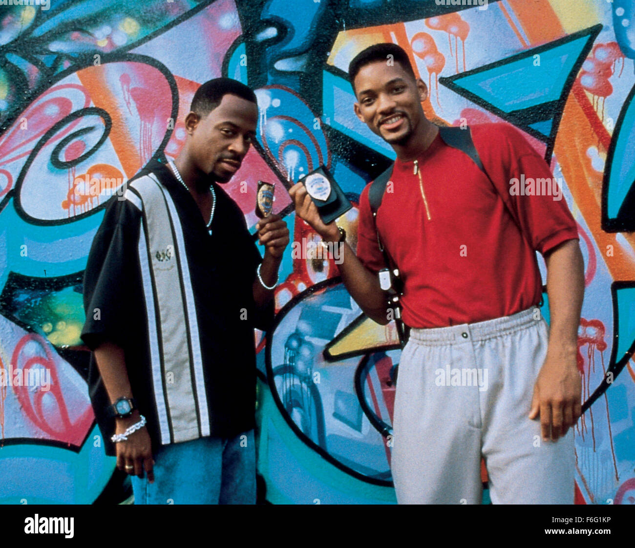 Apr 07, 1995; Miami, FL, USA; Actors MARTIN LAWRENCE As