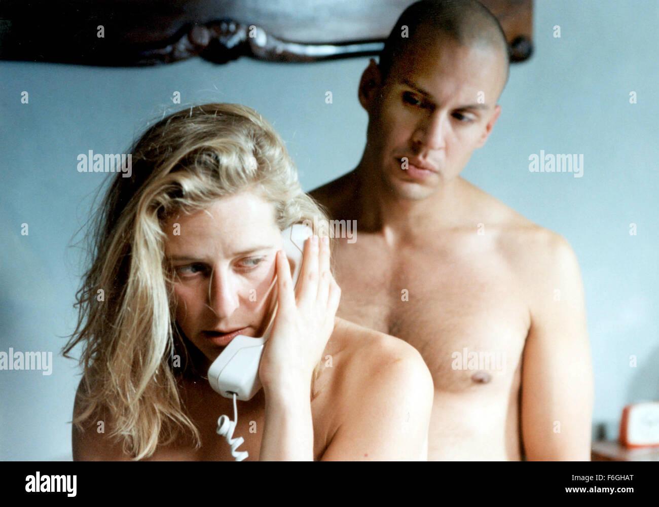 Nov 26, 1999; Jerusalem, ISRAEL; Dafna Rechter and Jonathan Sagall star in  1999 movie 'Urban Feel' directed by Jonathan Sagall