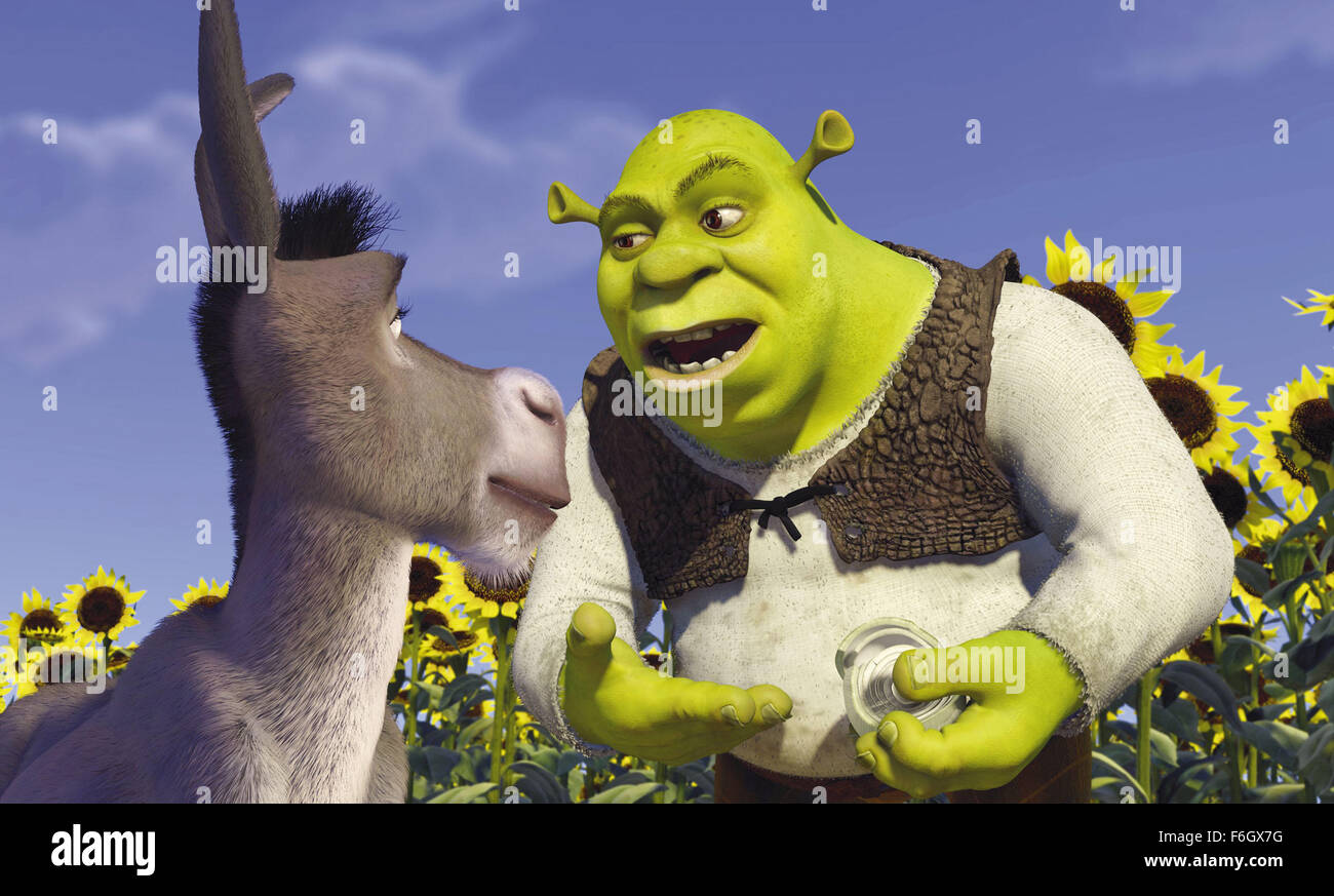 image gallery shrek 1 2001 donkey 7