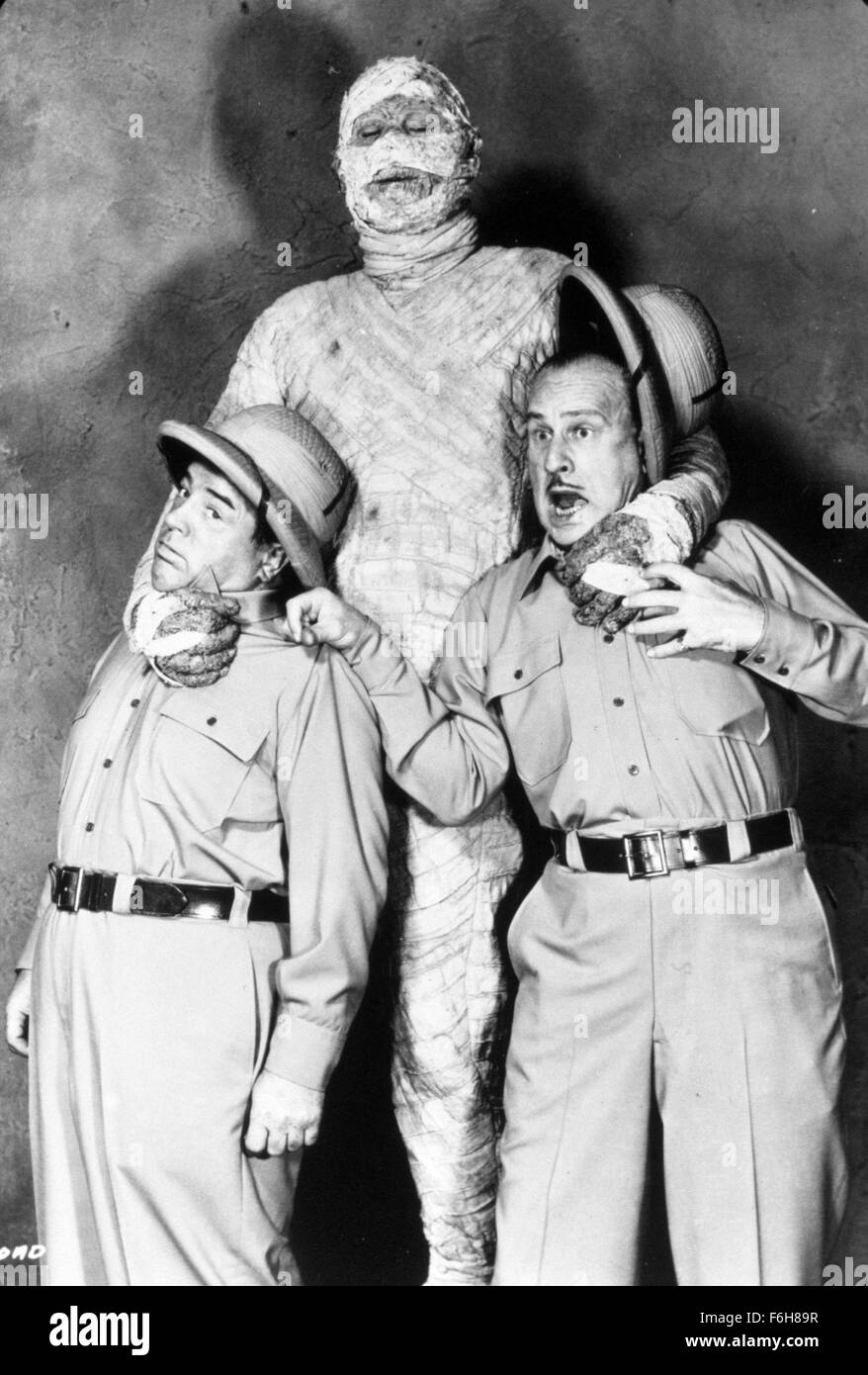 abbott and costello meet the mummy cast rachel