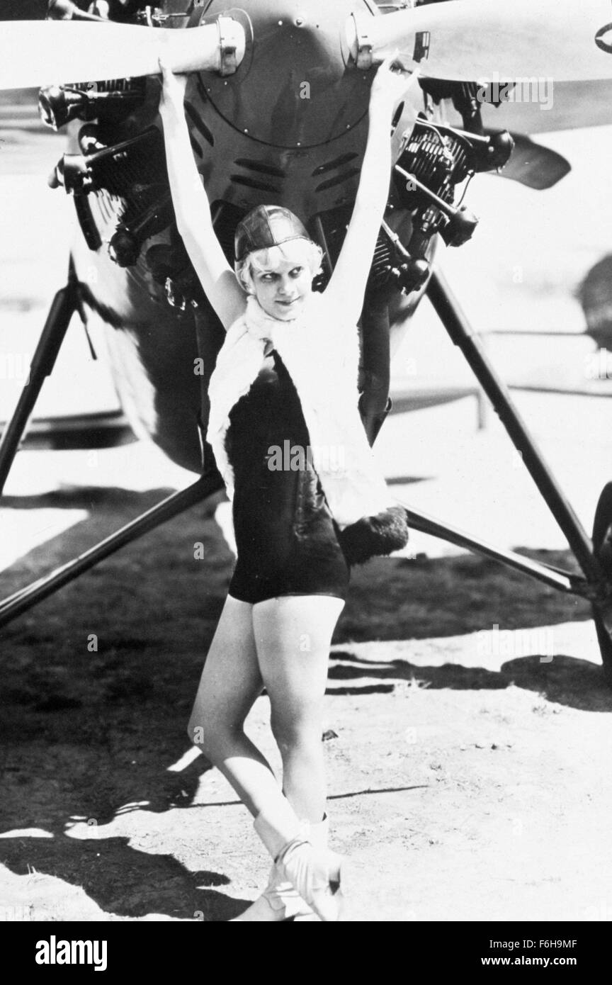 1930, Film Title: HELL'S ANGELS, Director: HOWARD HUGHES ...