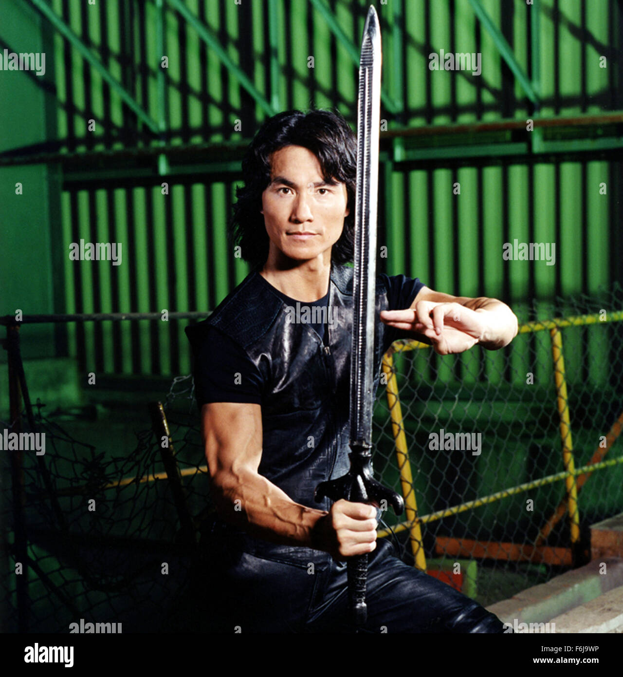 Apr 05, 2003; Hong Kong, CHINA; ROBIN SHOU stars as Evan ...