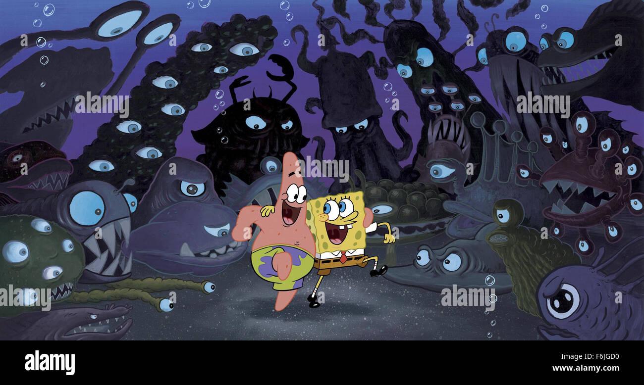 release date november 19 2004 movie title spongebob
