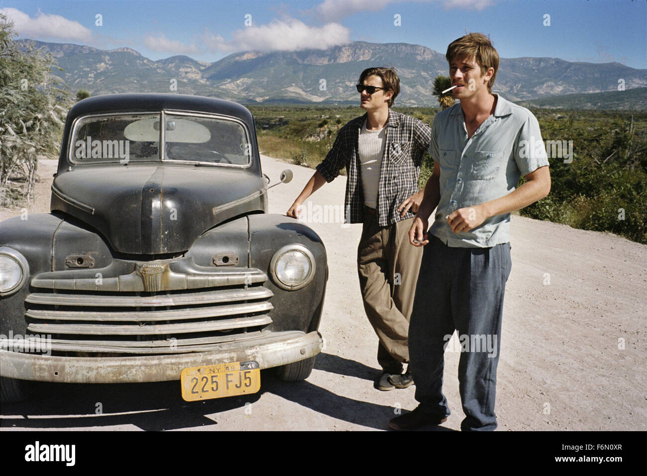 RELEASE DATE: September 2012 MOVIE TITLE: On the Road STUDIO: MK2 ...