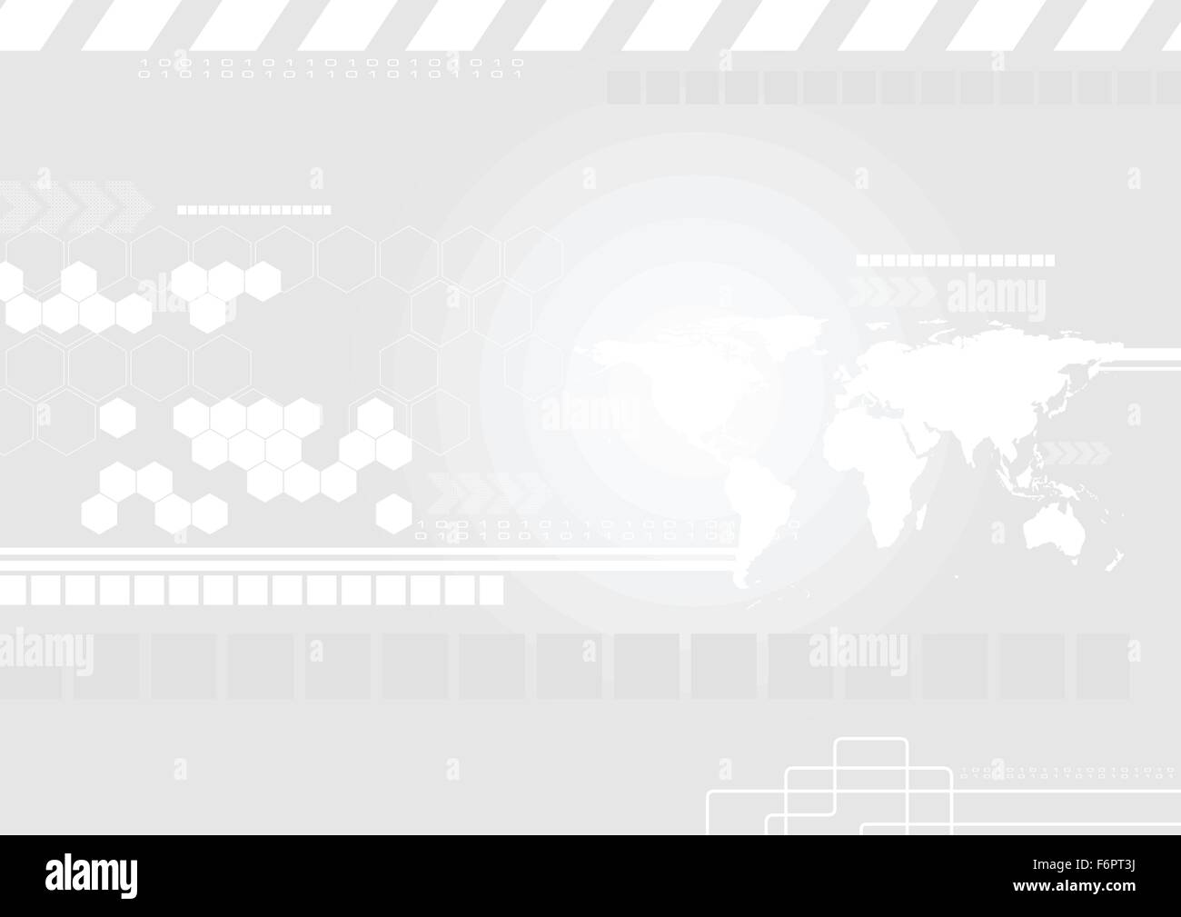 Light gray tech drawing background with world map vector flat light gray tech drawing background with world map vector flat graphic design gumiabroncs Gallery