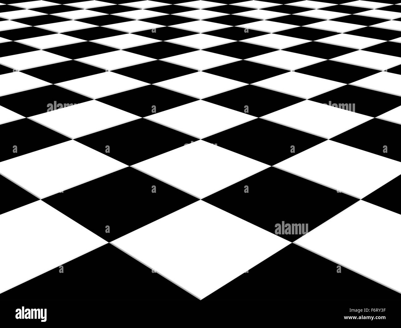 checkered background floor pattern in perspective with a black and stock photo royalty free. Black Bedroom Furniture Sets. Home Design Ideas