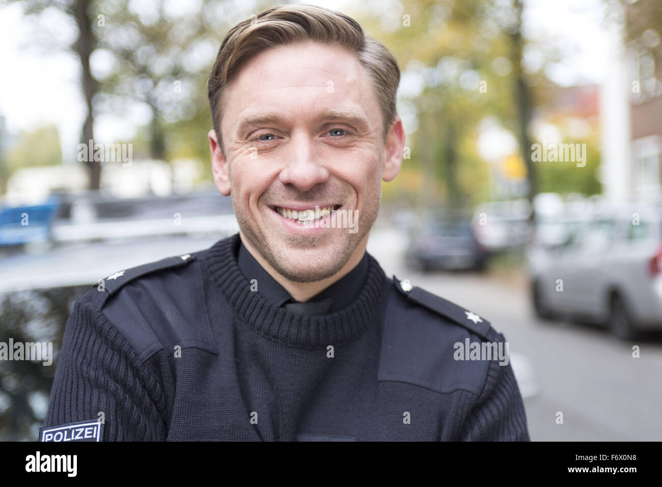 There is a new cop in the ARD-Series Grossstadtrevier