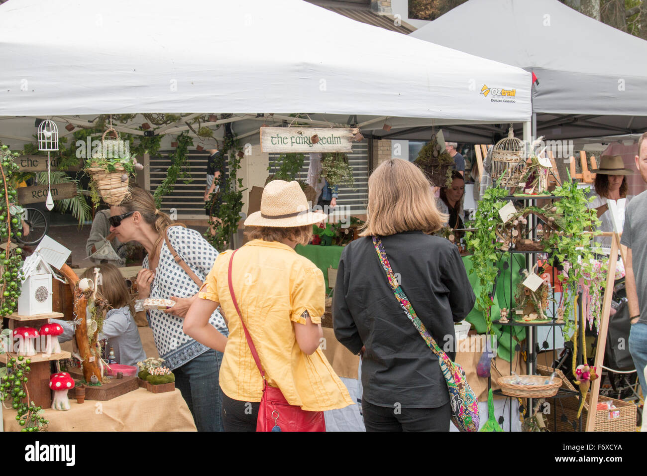 Avalon Market Day on Sydney northern beaches annual community