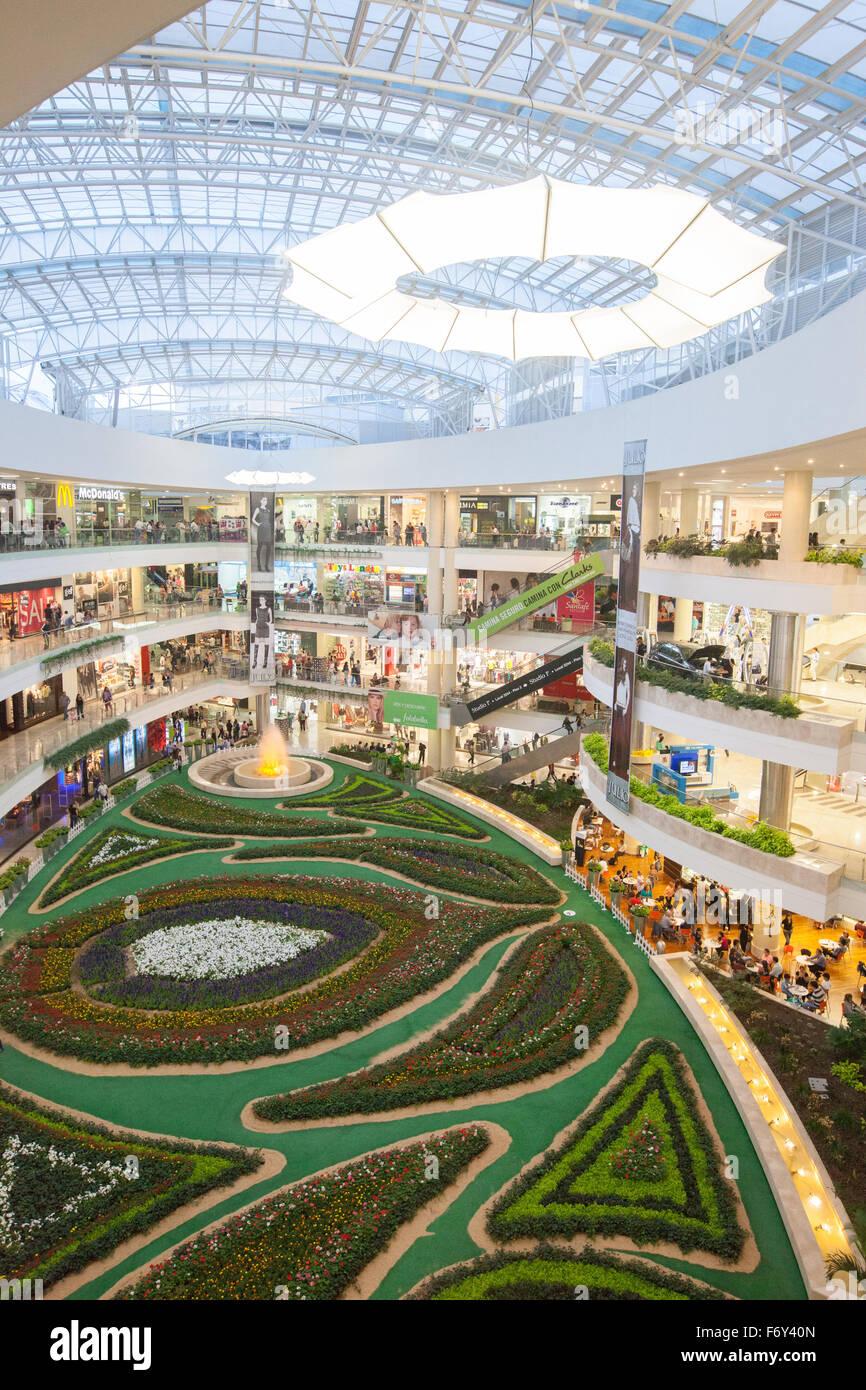 Centro comercial santafe shopping mall in medellin - Centro comercial moda shoping ...