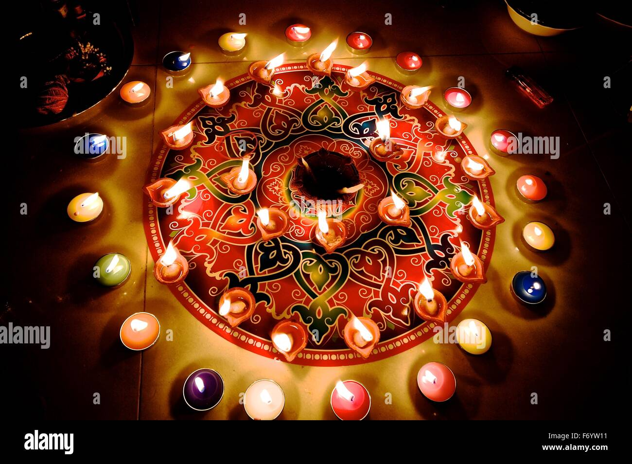 how to make candle at home in hindi