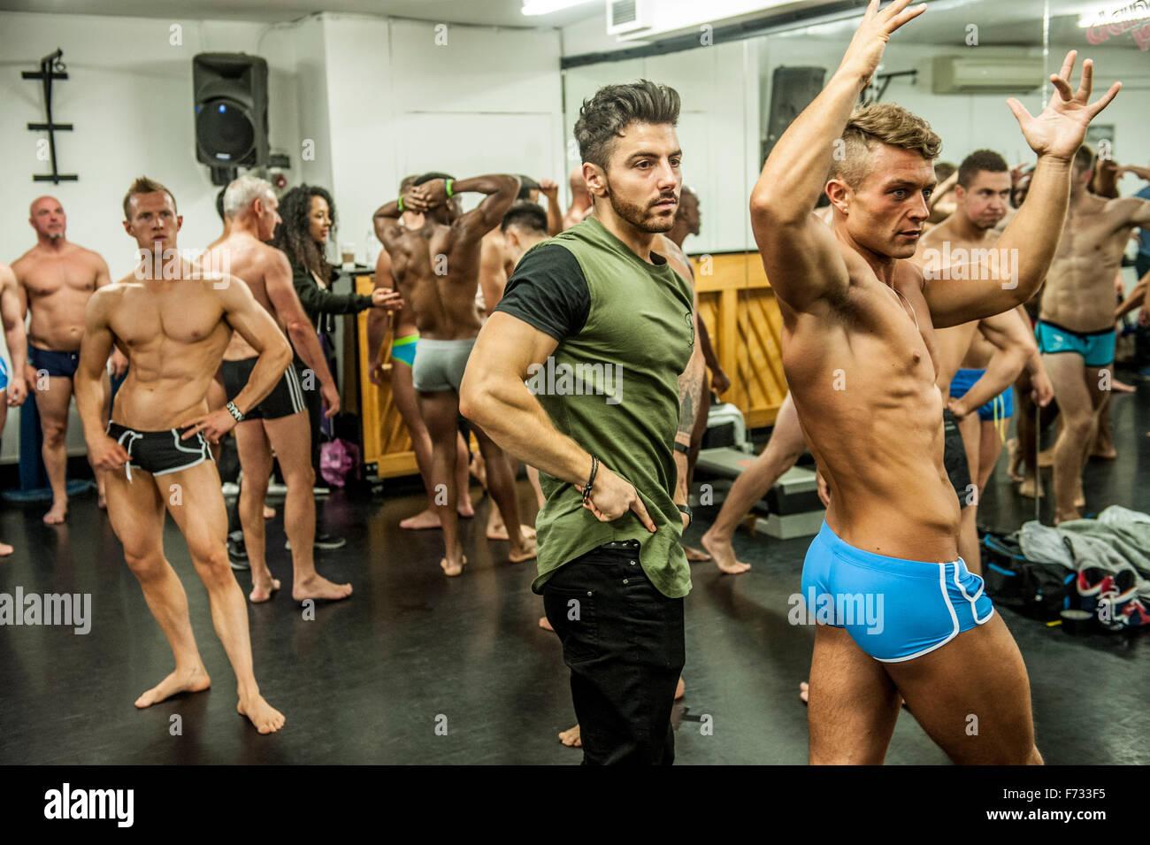 Gen. butt naked photo