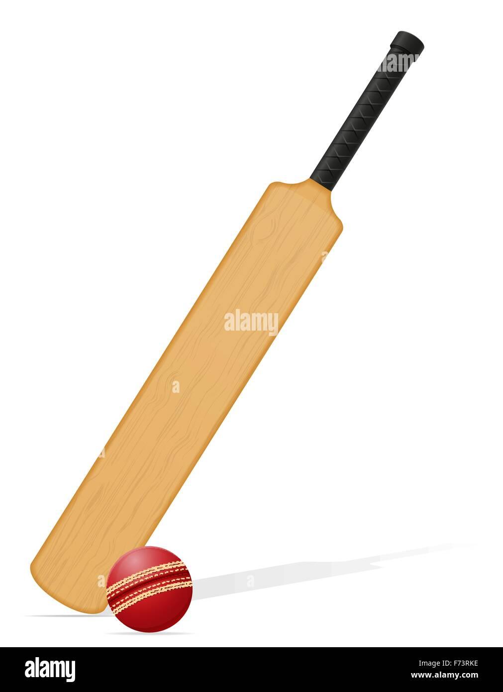 how to draw cricket bat