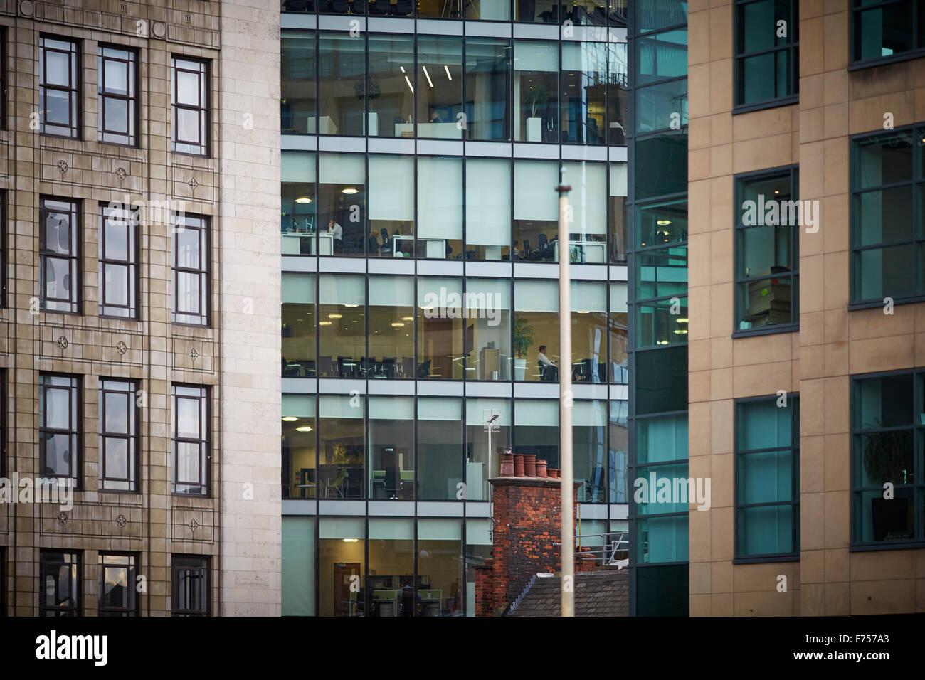 glass exterior modern office. king street modern office open plan glass exterior n