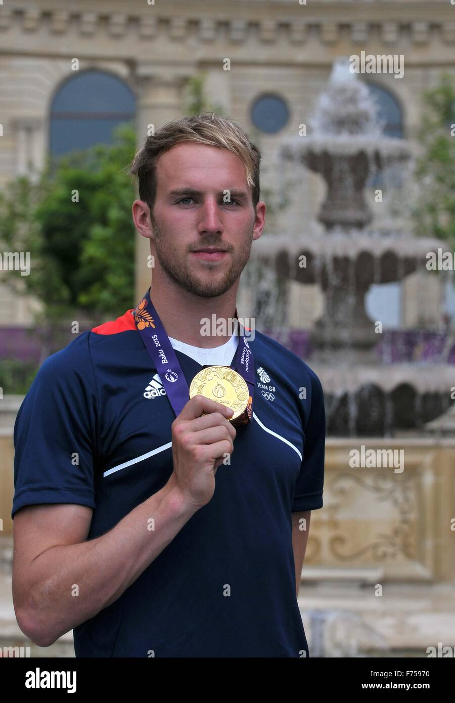 Gordon Benson athlete