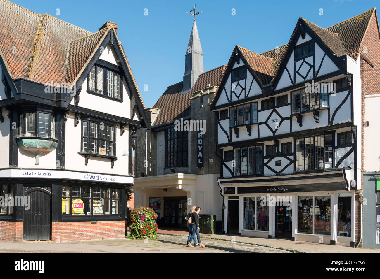 Tudor Architecture tudor buildings stock photos & tudor buildings stock images - alamy