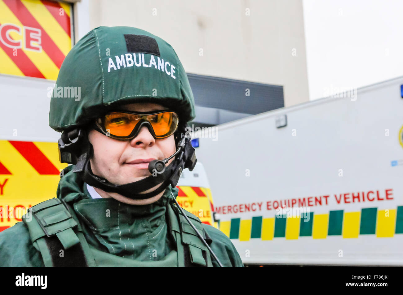 how to become a paramedic in ireland