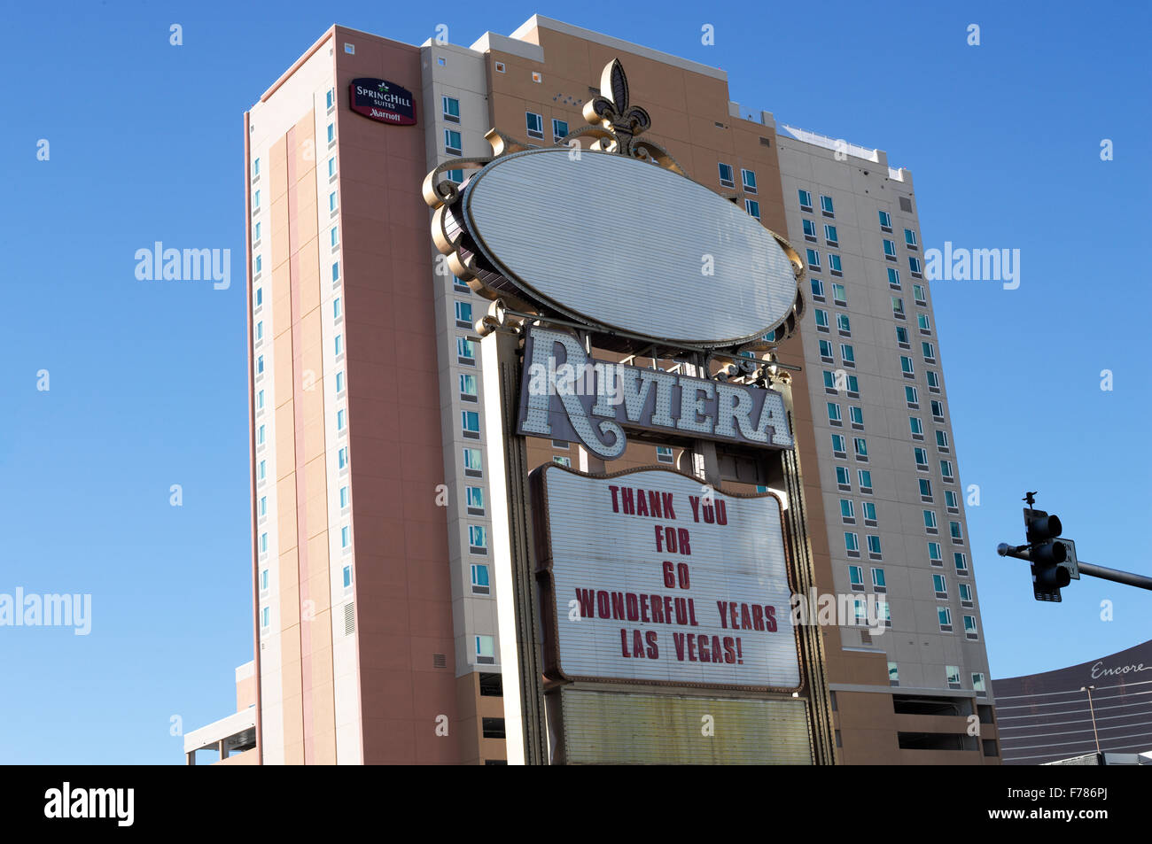 Riviera hotel las vegas nevada closing and will be torn for Riviera resort las vegas
