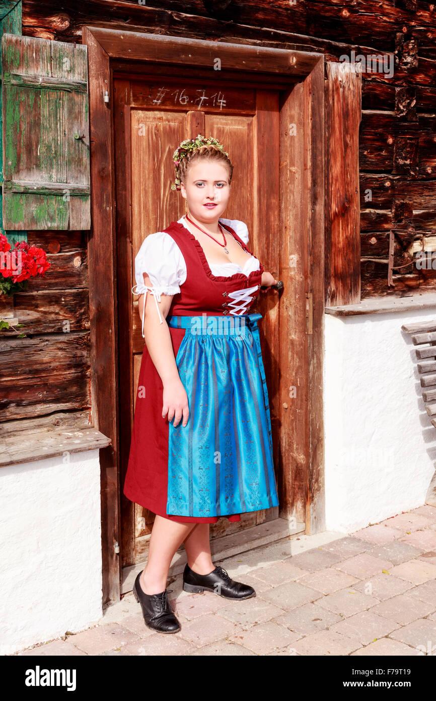 Chubby german girl