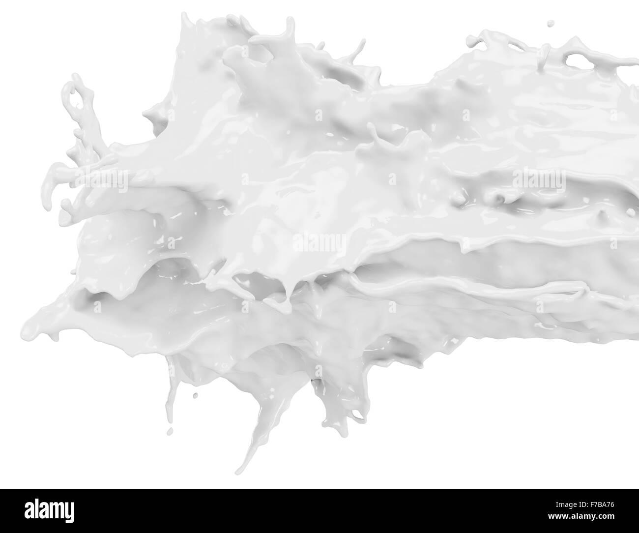 glossy white paint splash stock photo royalty free image
