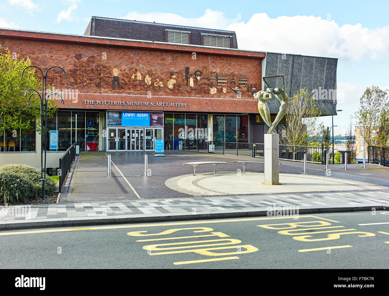 Exhibition Stands Stoke On Trent : The potteries museum art gallery hanley stoke on trent