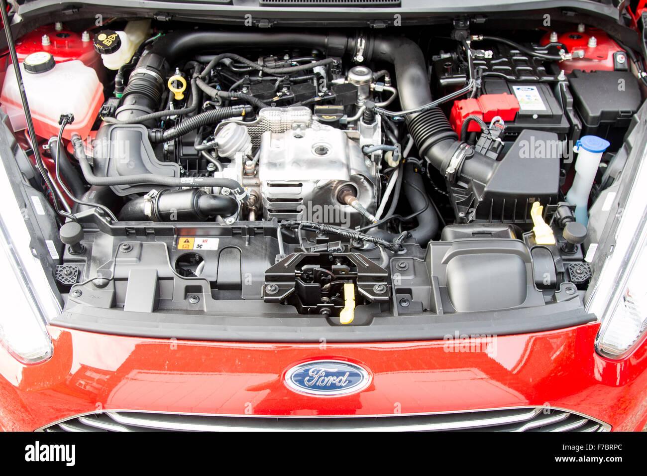 2011 Ford Fiesta Engine Compartment Diagram  Ford  Auto