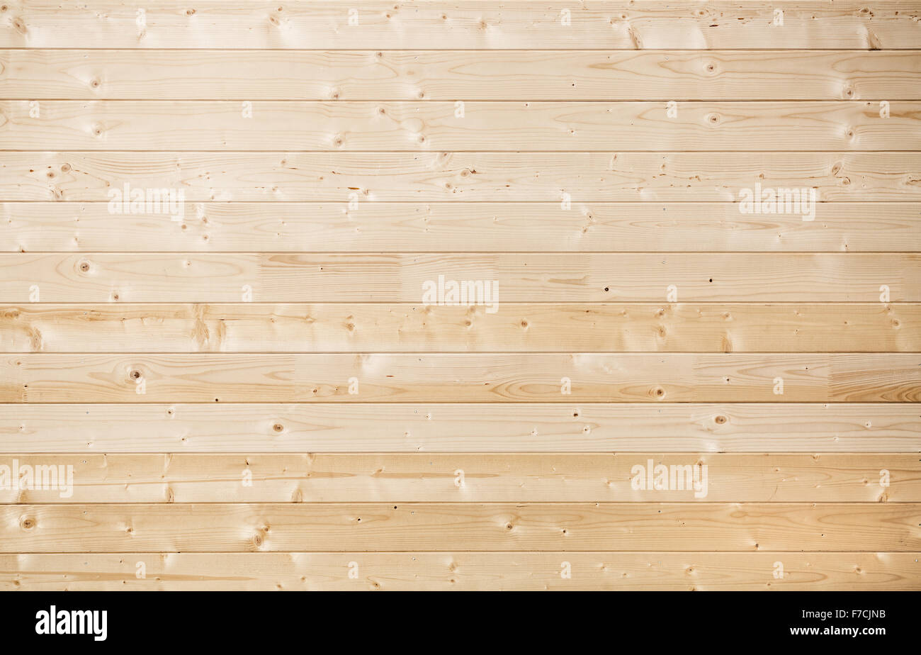 Light wood plank texture background front view stock