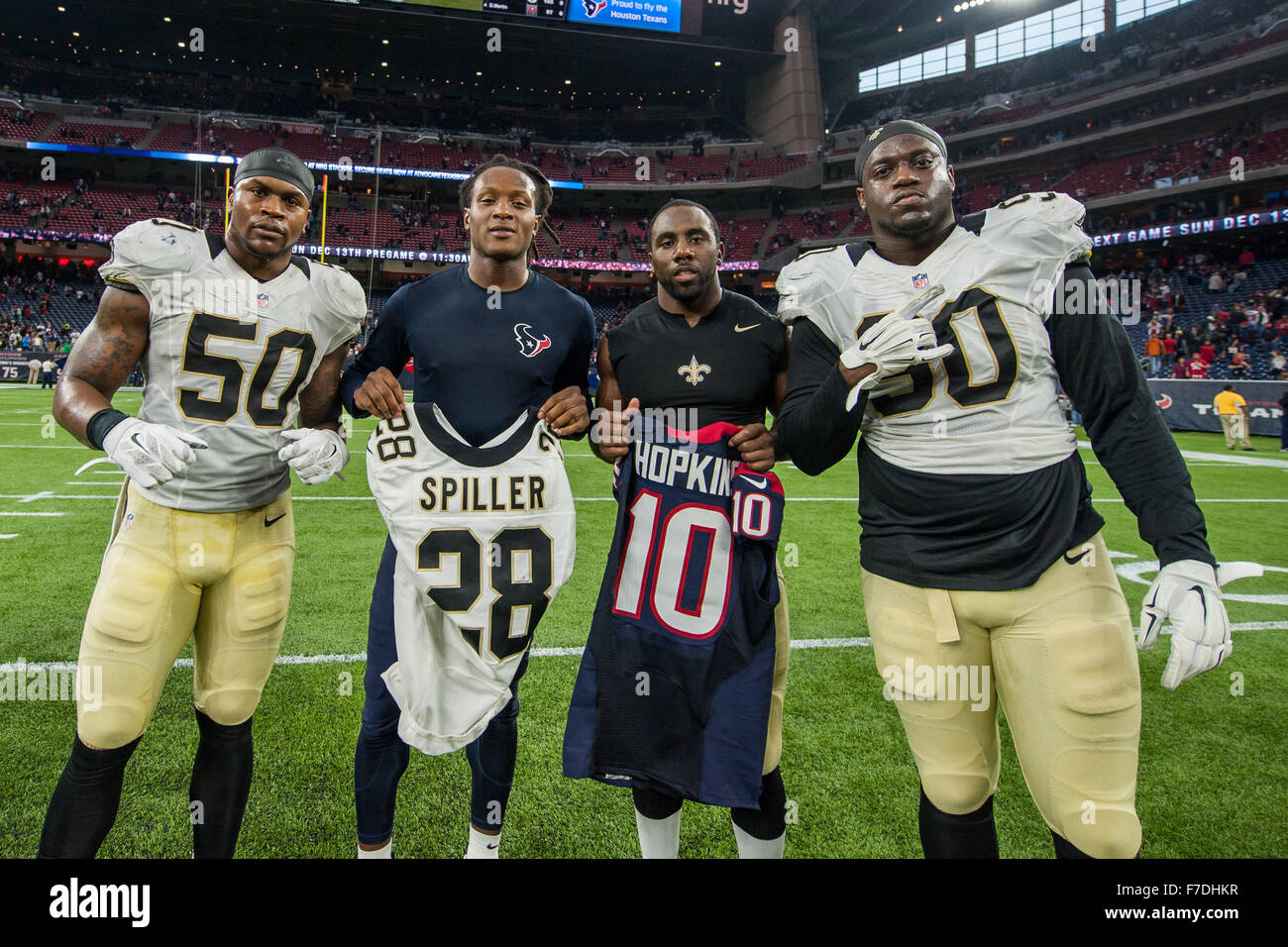 Nike jerseys for sale - Houston, Texas, Usa. 29th Nov, 2015. Houston Texans Wide Receiver ...