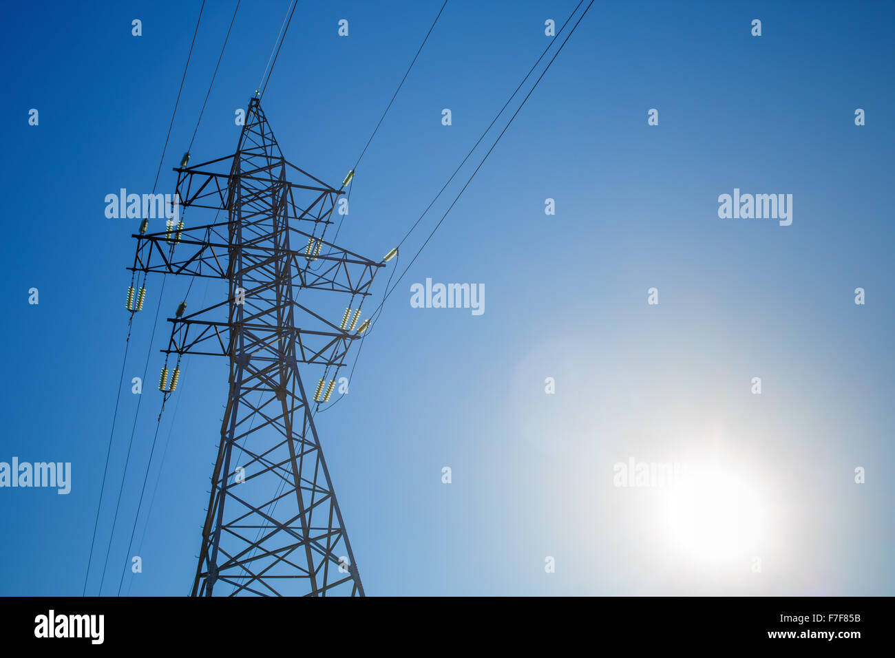 Electricity Background