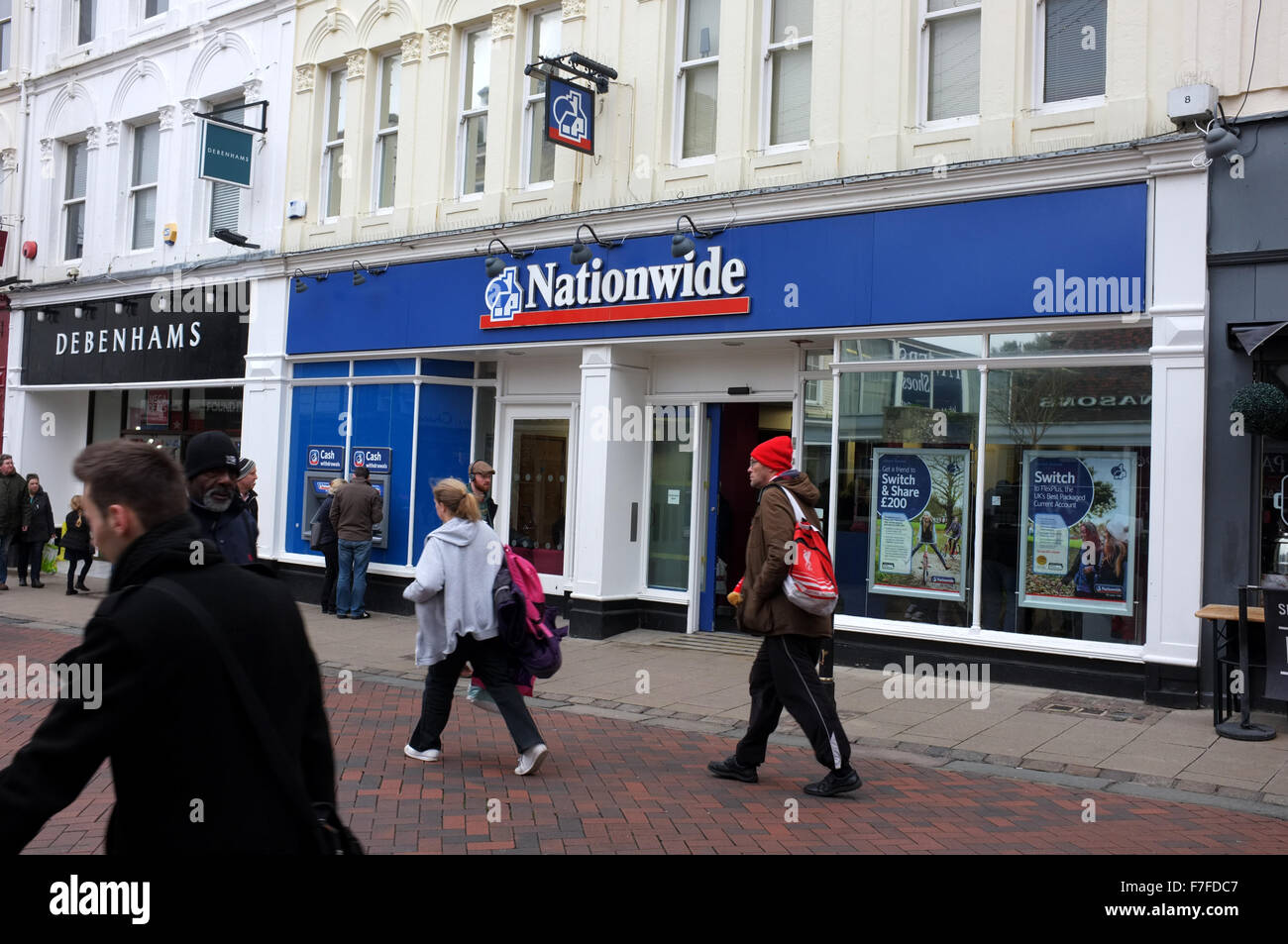 Nationwide Building Society Savings November