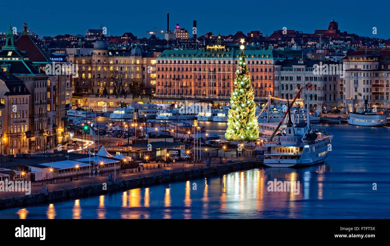 Old Town, Stockholm, Sweden - Nov 30, 2015 : One of the world's ...
