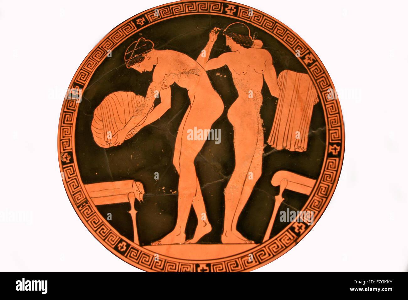 Ancient greek vase paintings in black over red ceramic isolated ancient greek vase paintings in black over red ceramic isolated over white background reviewsmspy