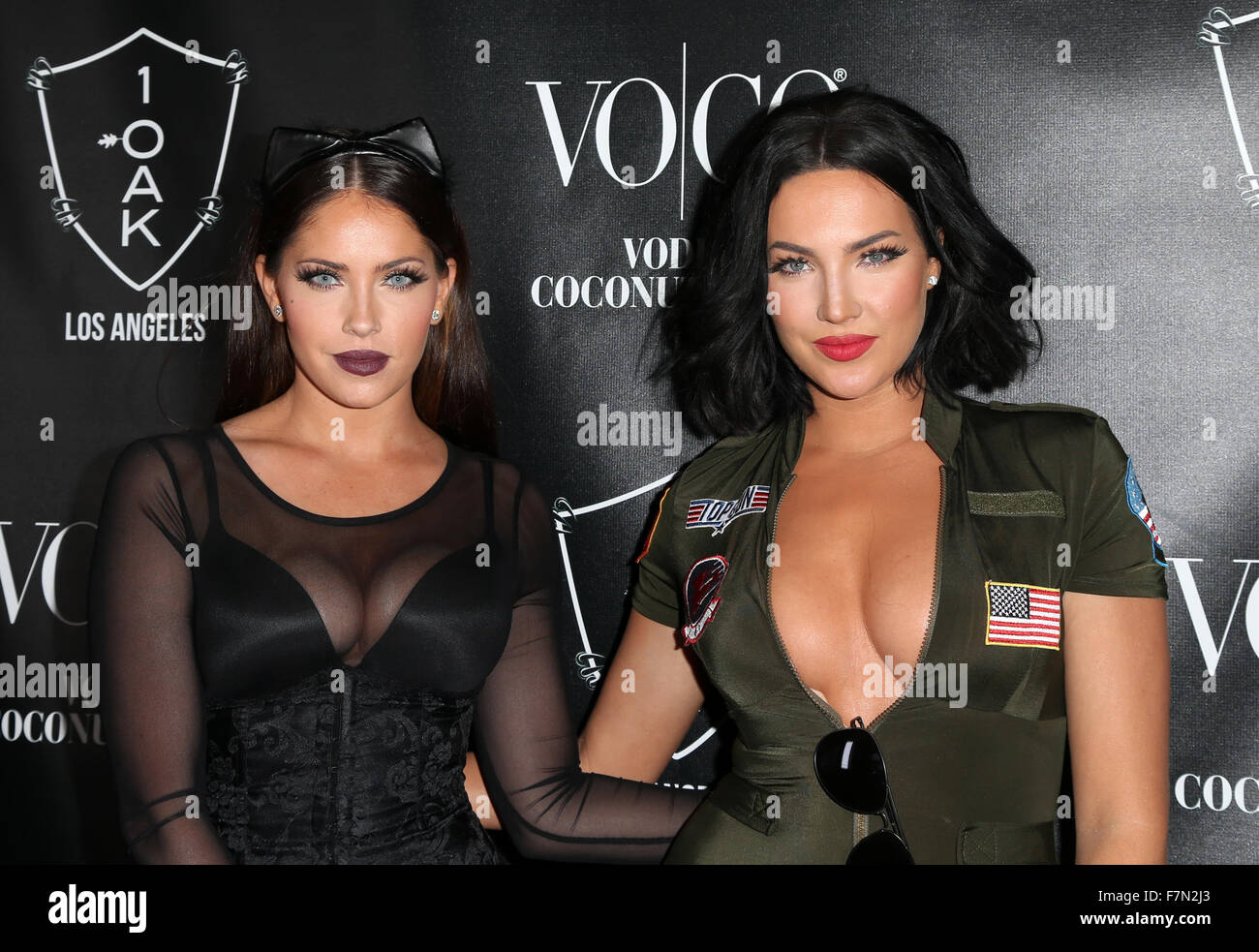 VO|CO presents Alessandra Ambrosio's Heaven and Hell Halloween ...