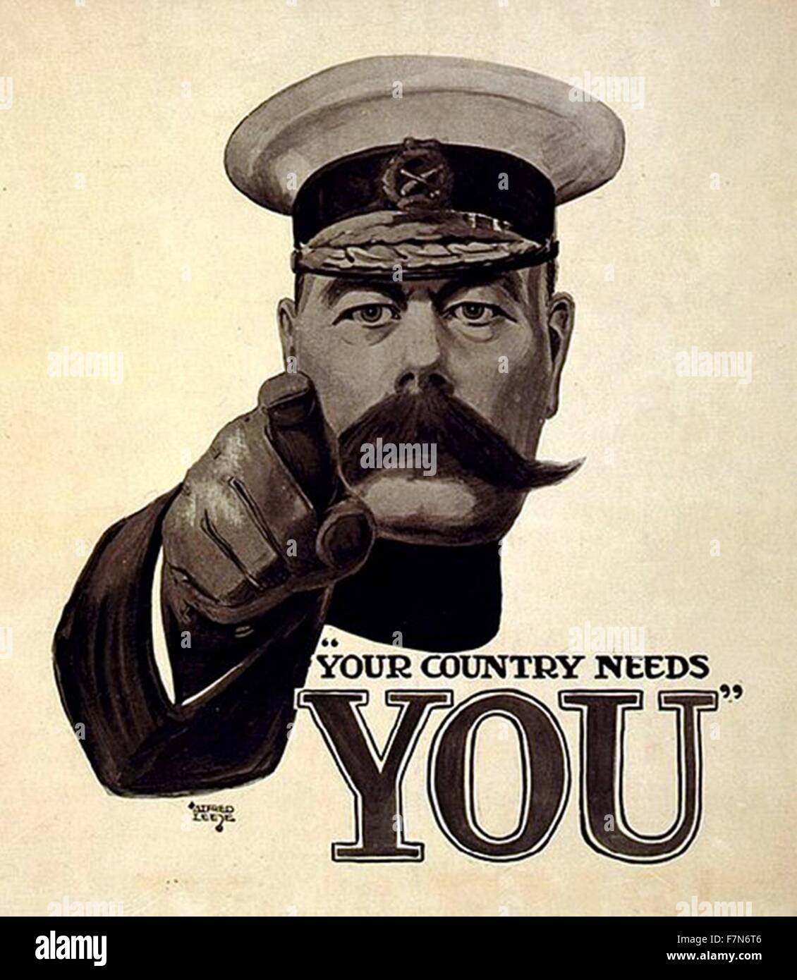 lord kitchener your country needs you Profile Angle