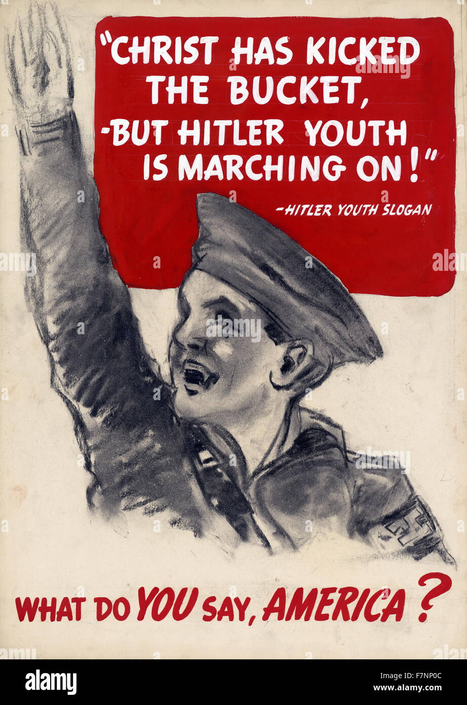 propoganda during wwii thesis