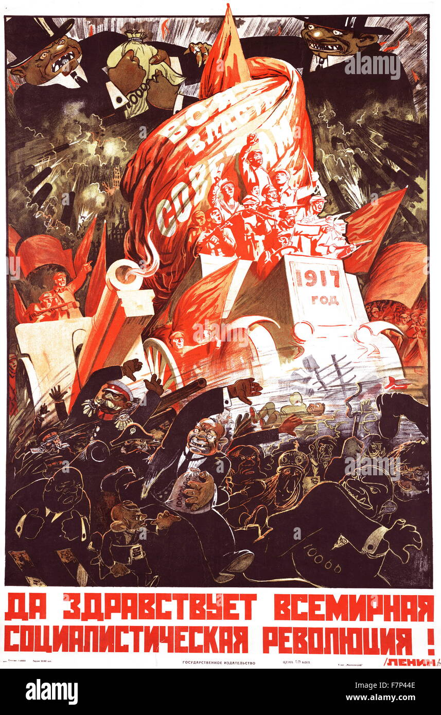 the russian revolution a true revolution This week's 100th anniversary of the russian revolution raises all these  the  soviets were genuine expressions of a huge movement for direct.