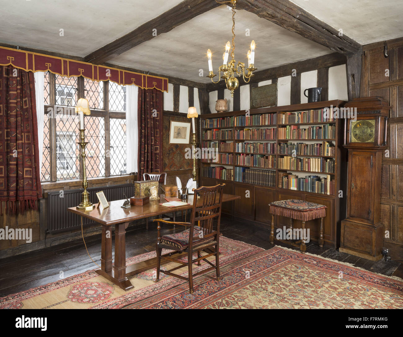 House and garden interiors - An Interior View Of Greyfriars House And Garden Worcestershire Set In The Heart